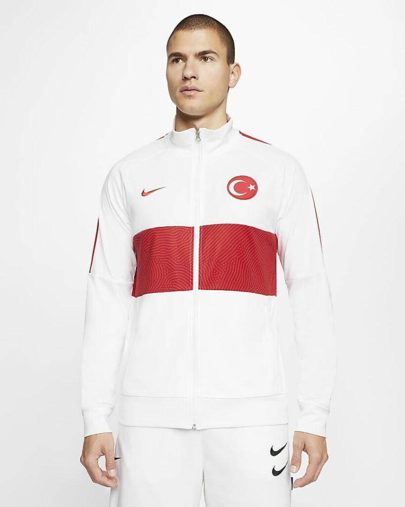 Turkije trainingsjack 2020-2021