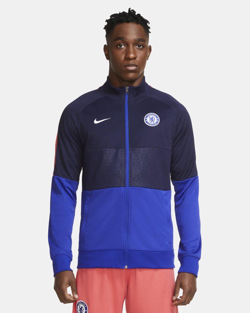 Chelsea trainingsjack 2020-2021 - 8