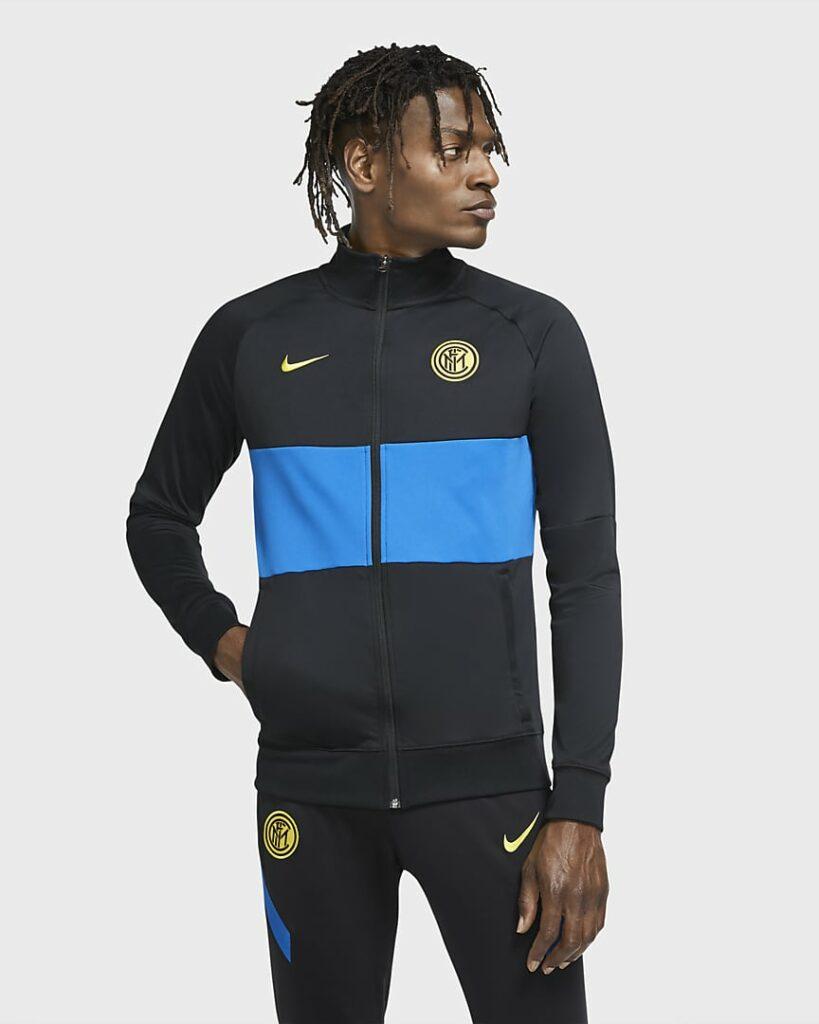 Internazionale trainingsjack 2020-2021 - 3