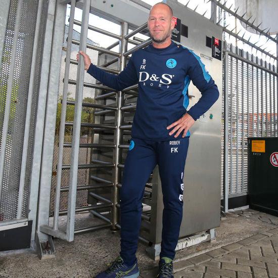 Sparta Rotterdam trainingspak 2020-2021 - 3