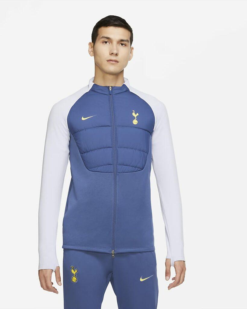 Tottenham Hotspur trainingsjack 2020-2021 - 10