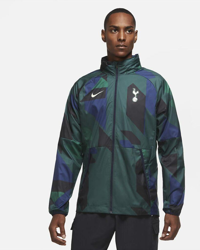 Tottenham Hotspur trainingsjack 2020-2021 - 11