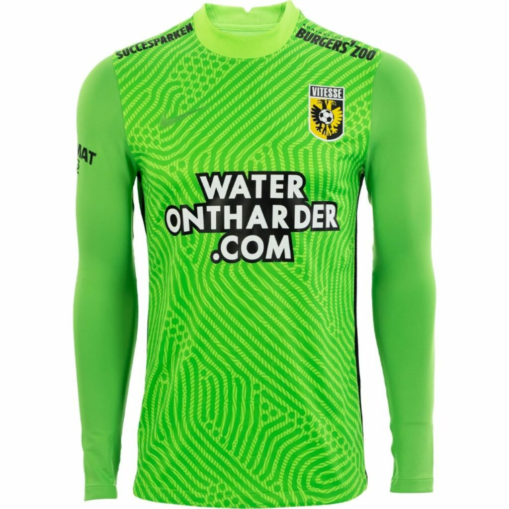 Vitesse keepersshirt 2020-2021