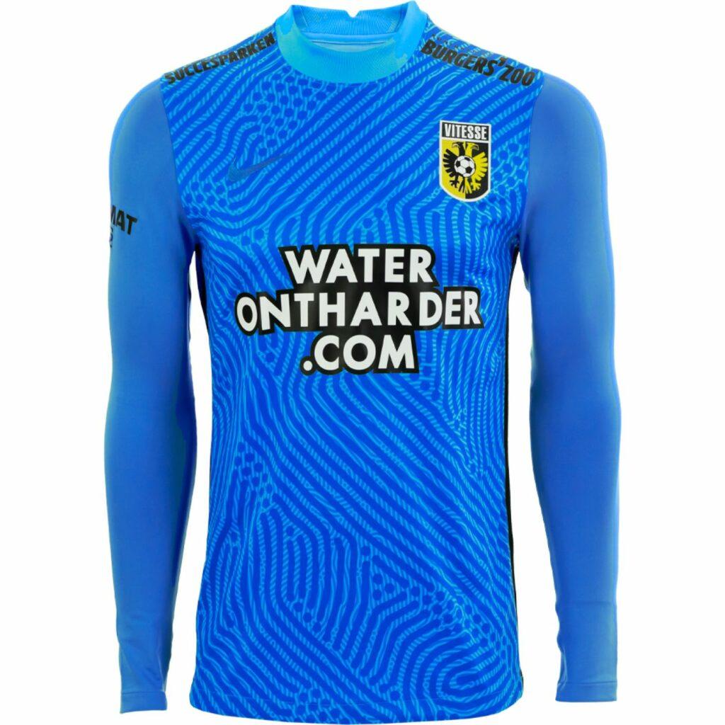 Vitesse keepersshirt 2020-2021 - 2