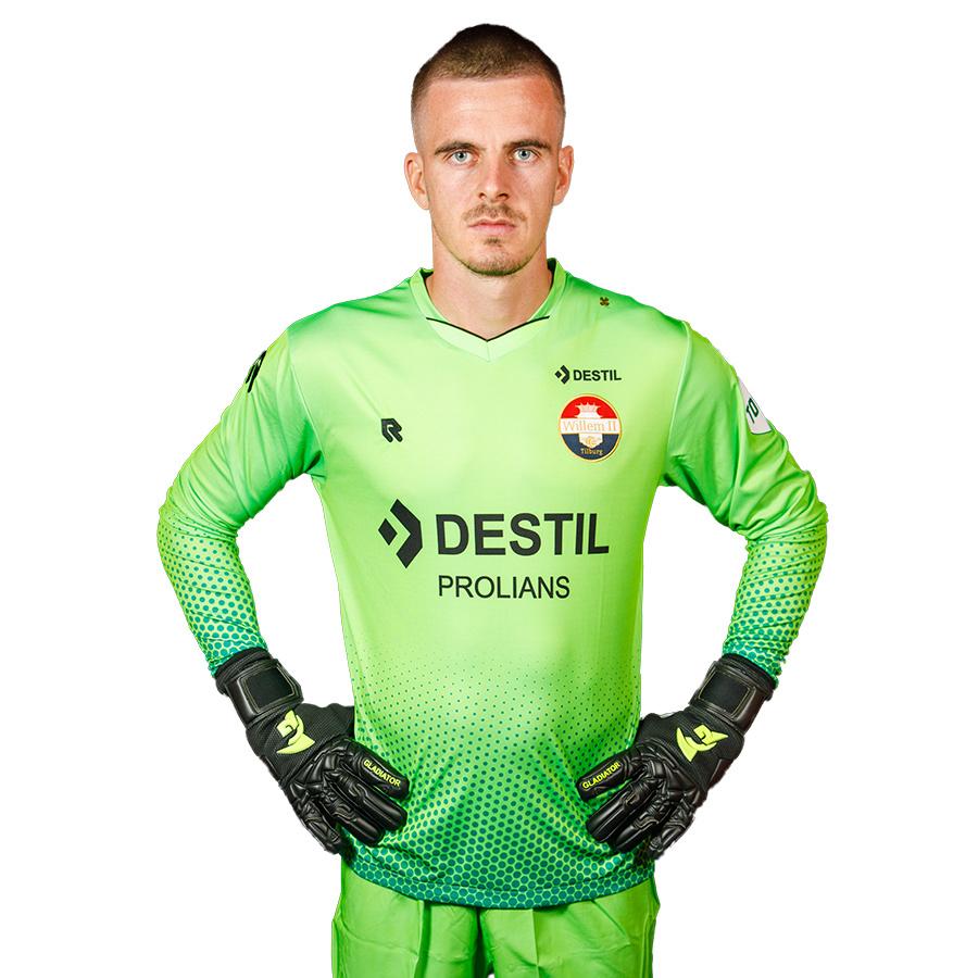 Willem II keepersshirt 2020-2021 - 2