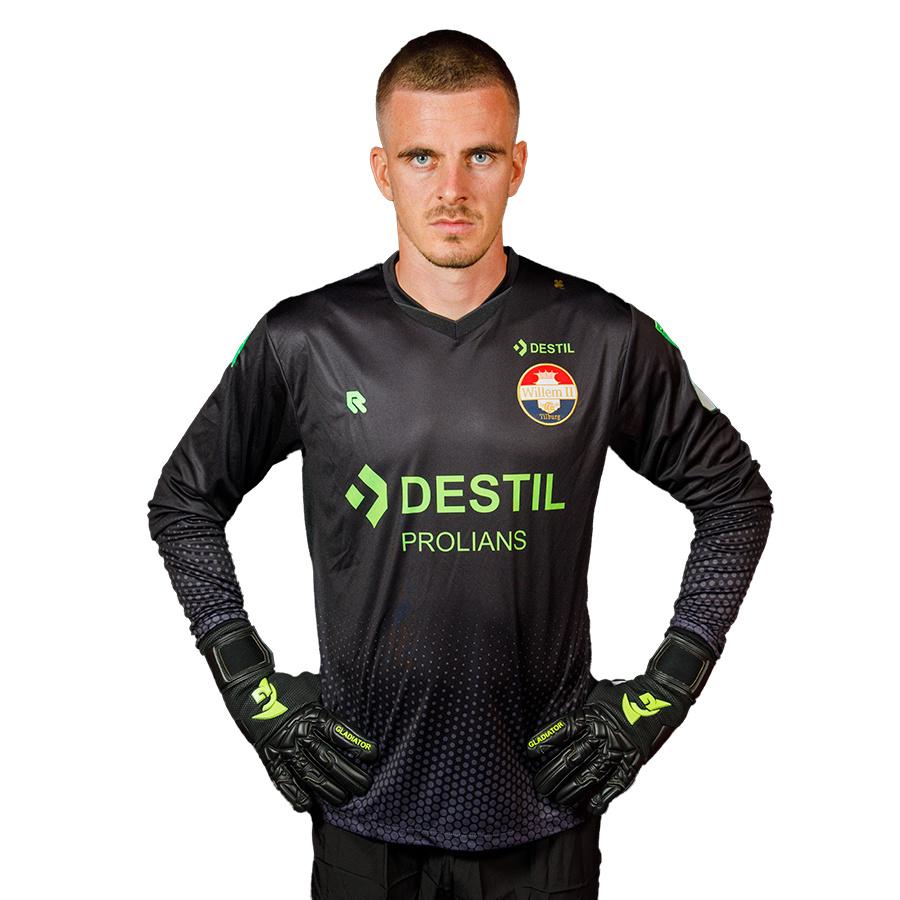 Willem II keepersshirt 2020-2021 - 3