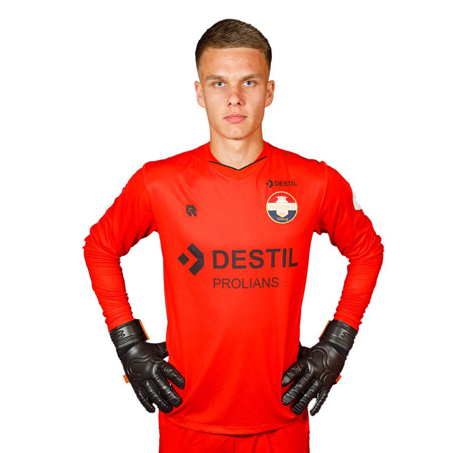 Willem II keepersshirt 2020-2021