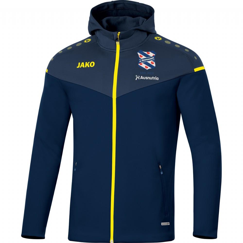 sc Heerenveen trainingsjack 2020-2021 - 3
