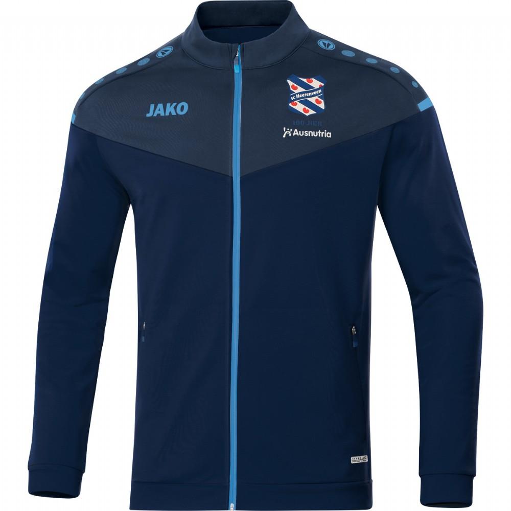 sc Heerenveen trainingsjack 2020-2021