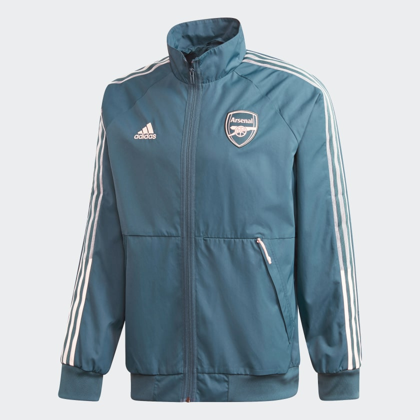 Arsenal trainingsjack 2020-2021 - 5