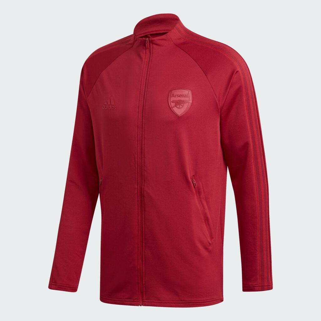 Arsenal trainingsjack 2020-2021 - 7