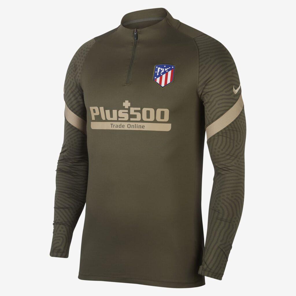 Atlético de Madrid trainingstop 2020-2021