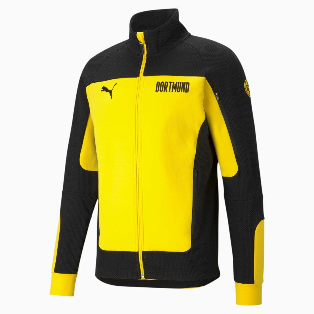 Borussia Dortmund trainingsjack 2020-2021 - 1