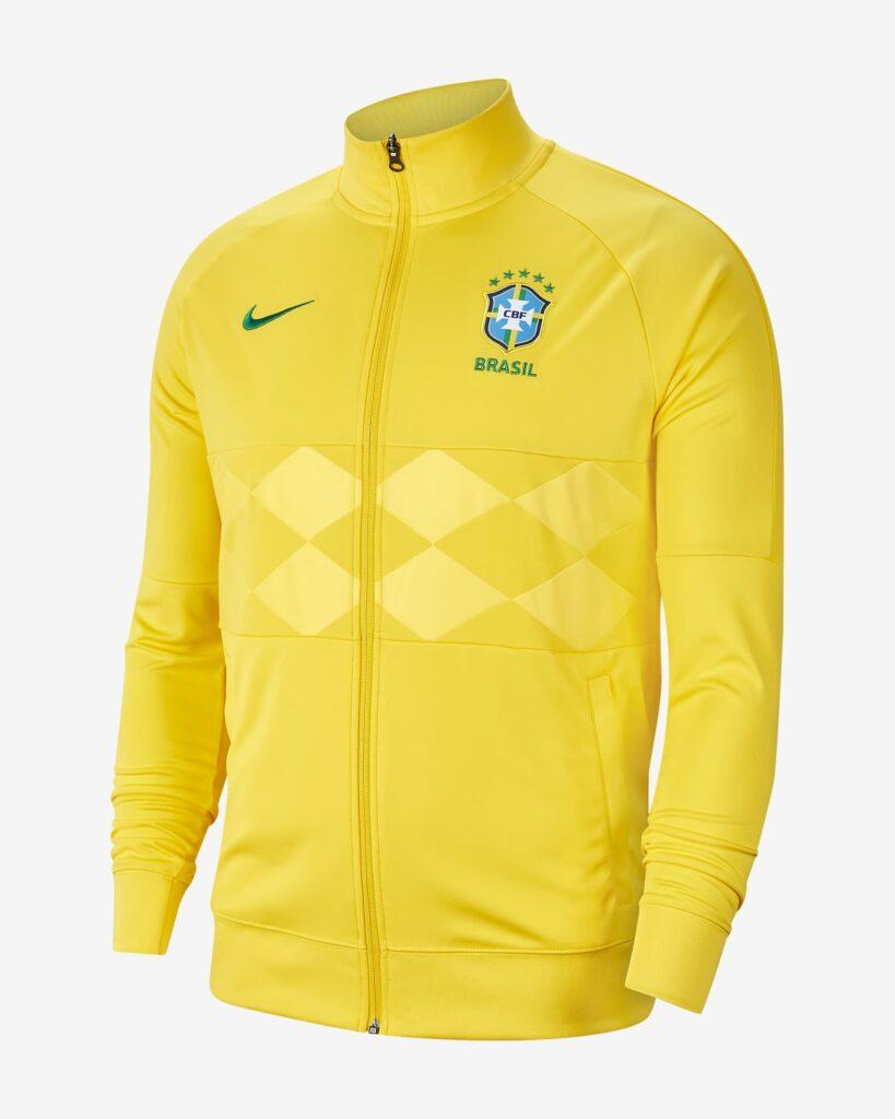 Brazilië trainingsjack 2020-2021 - 2