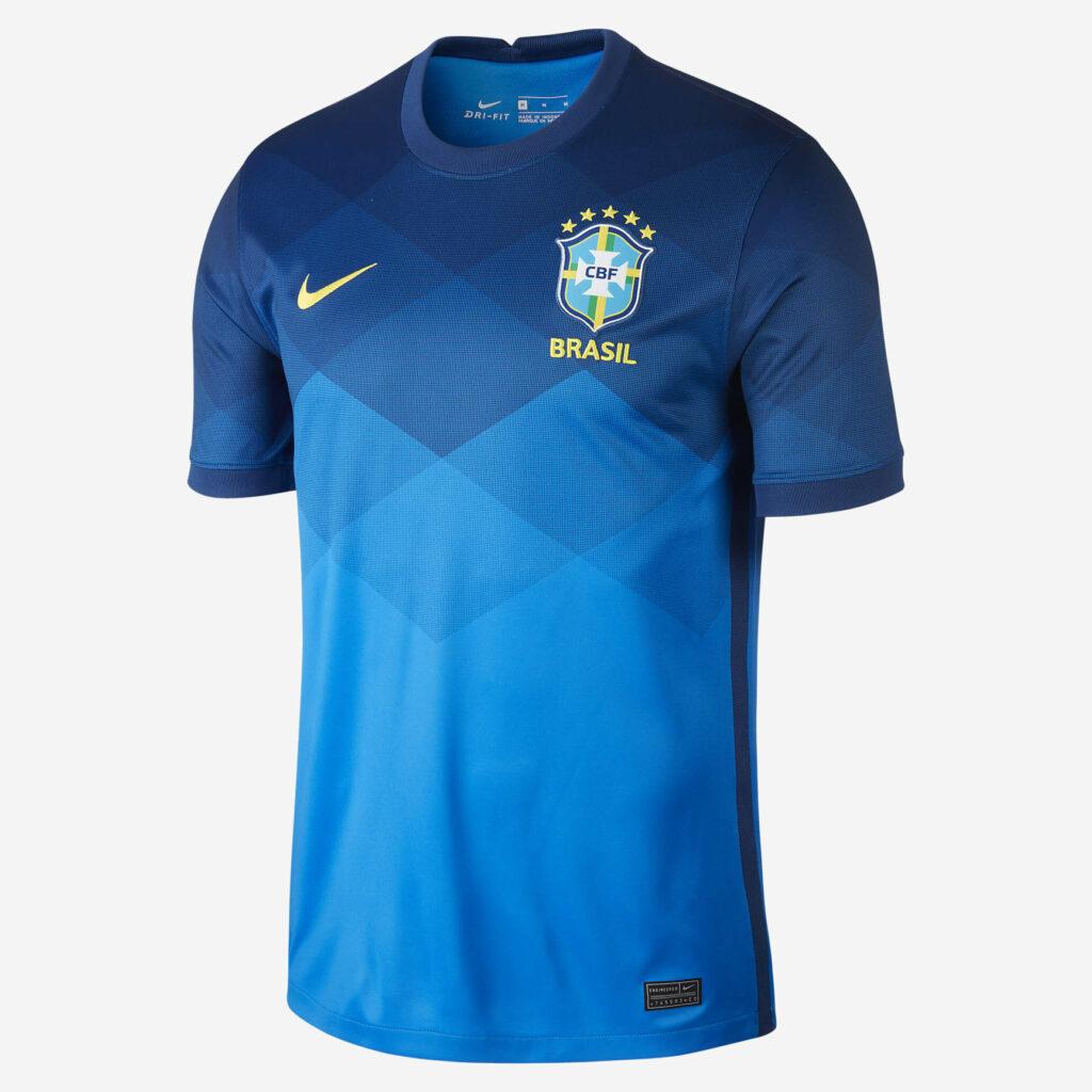 Brazilië uitshirt 2020-2021