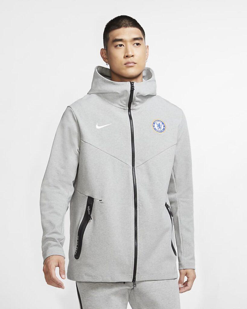 Chelsea trainingsjack 2020-2021 - 10
