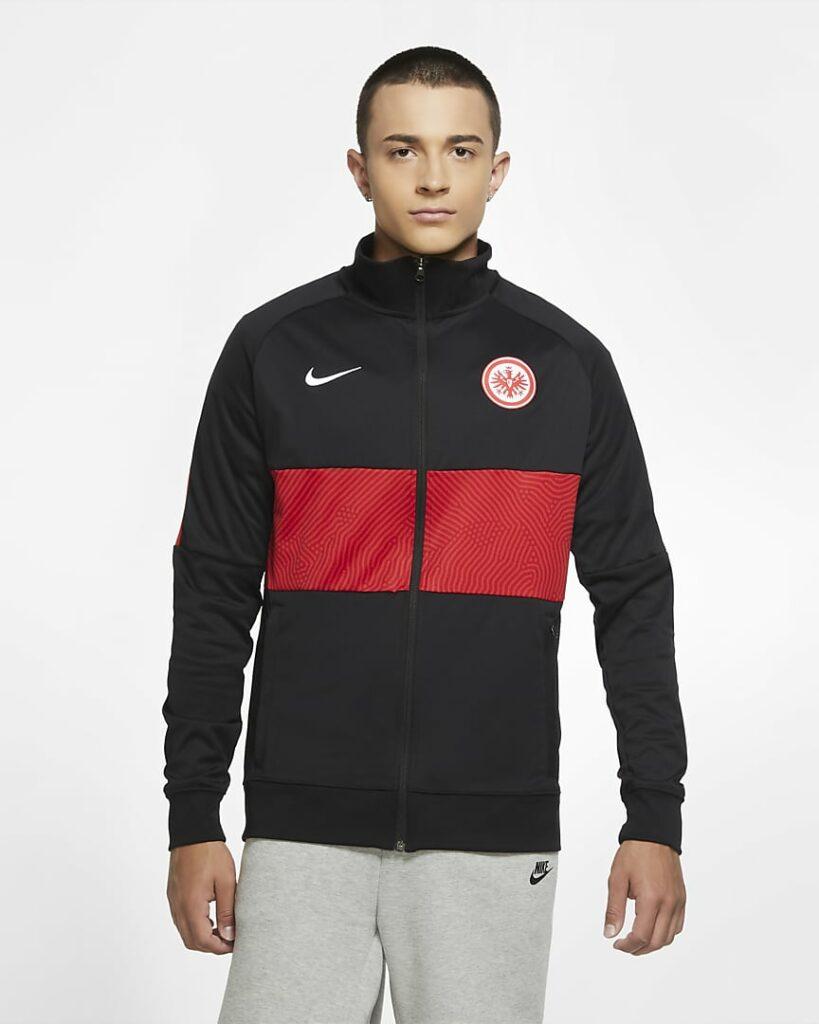 Eintracht Frankfurt trainingsjack 2020-2021