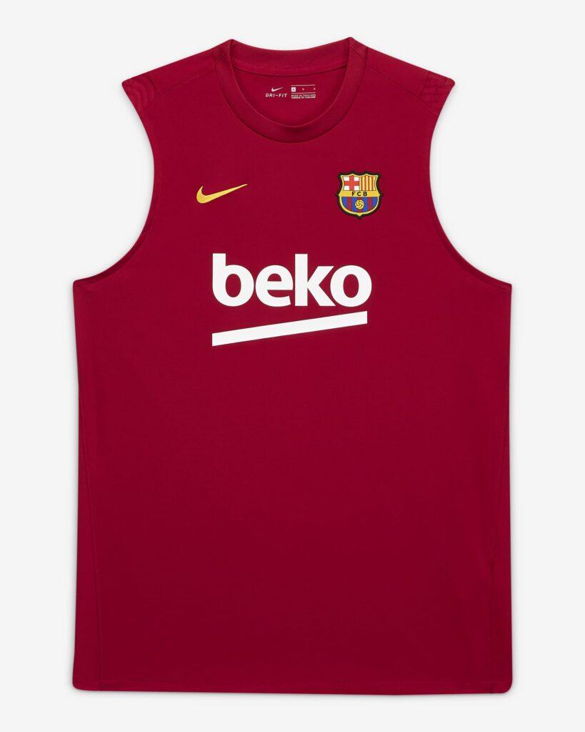 FC Barcelona trainingsshirt 2020-2021 - 6