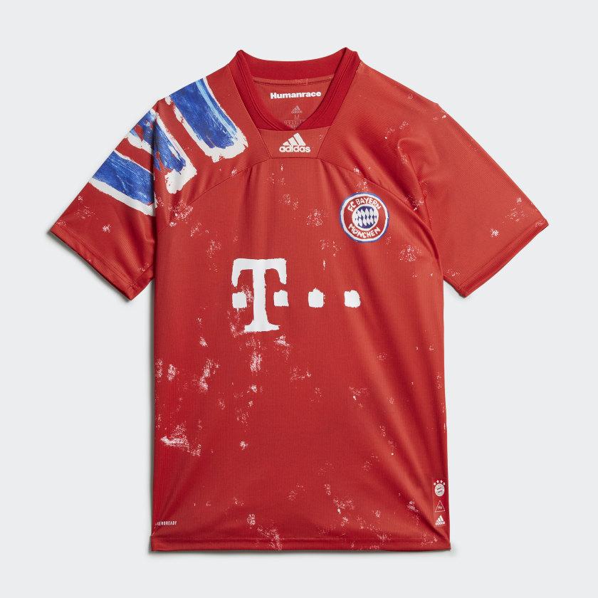 FC Bayern München trainingsshirt 2020-2021 - 7
