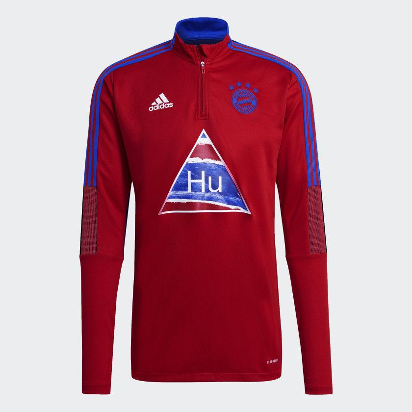 FC Bayern München trainingstop 2020-2021 - 2