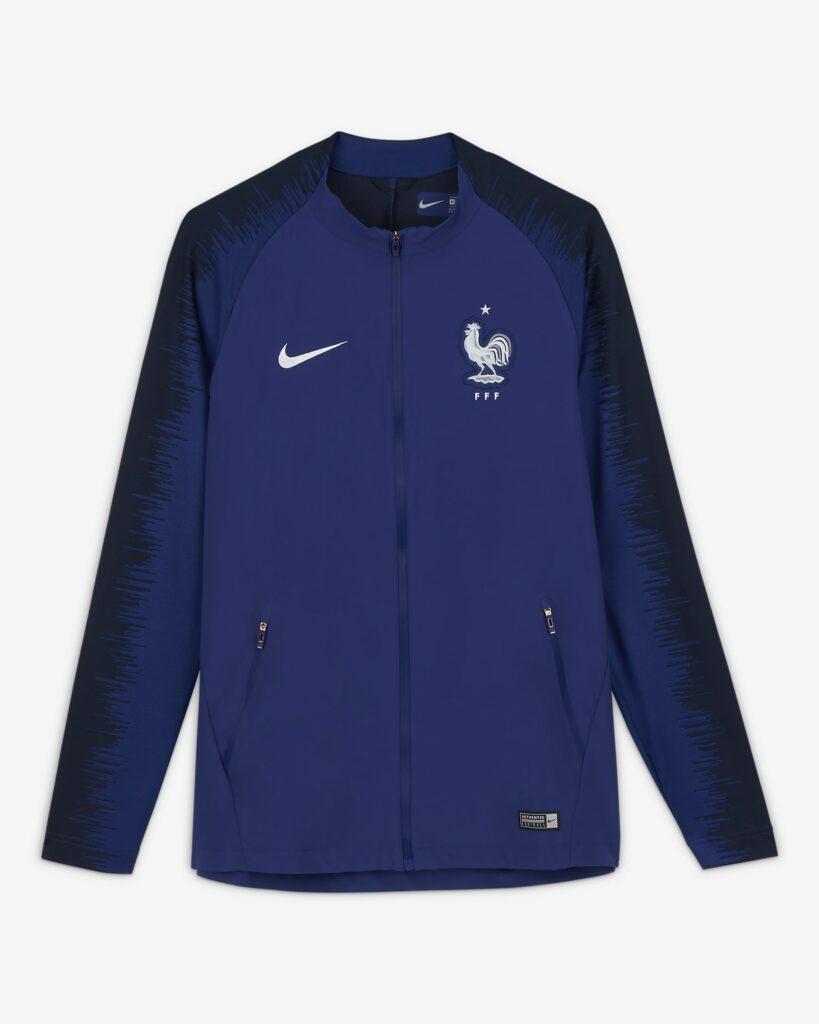 Frankrijk trainingsjack 2020-2021 - 2