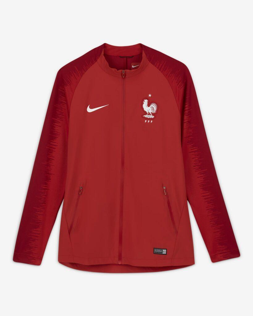 Frankrijk trainingsjack 2020-2021 - 4
