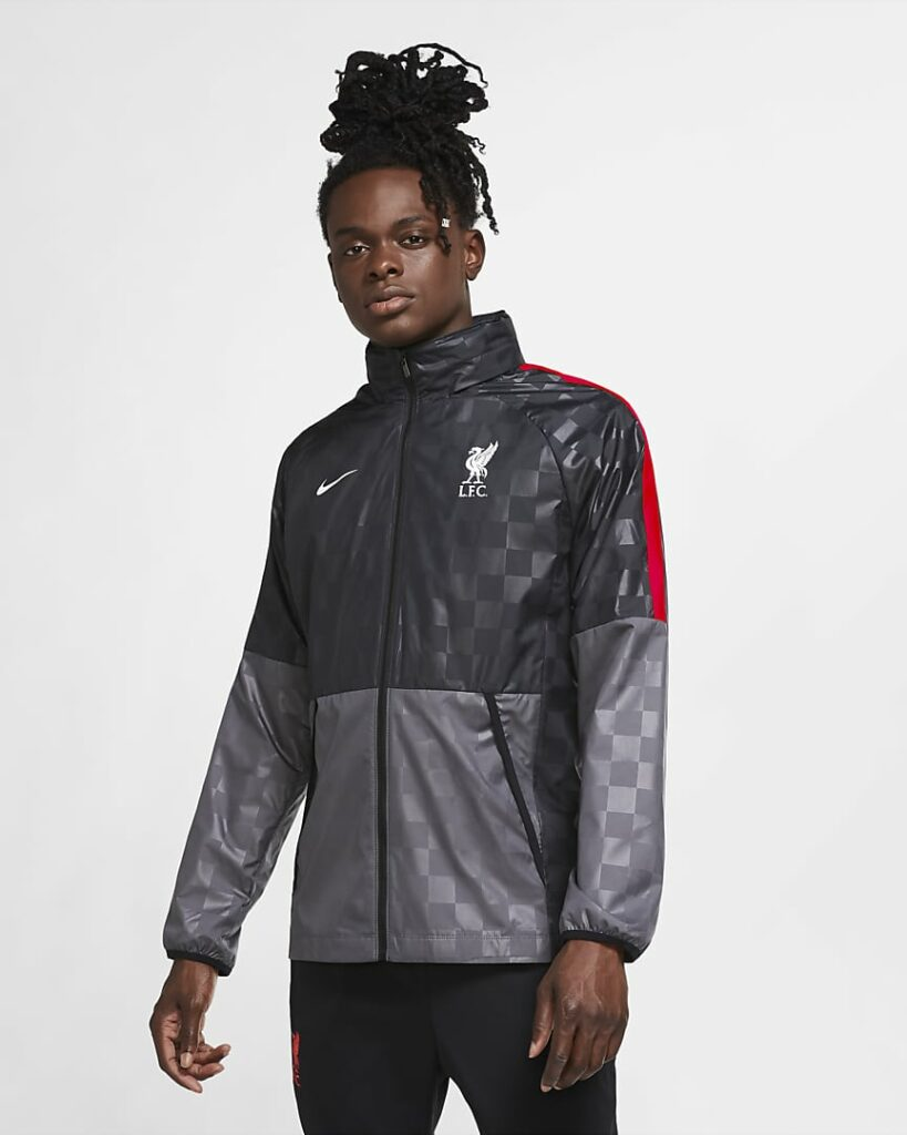 Liverpool trainingsjack 2020-2021 - 11