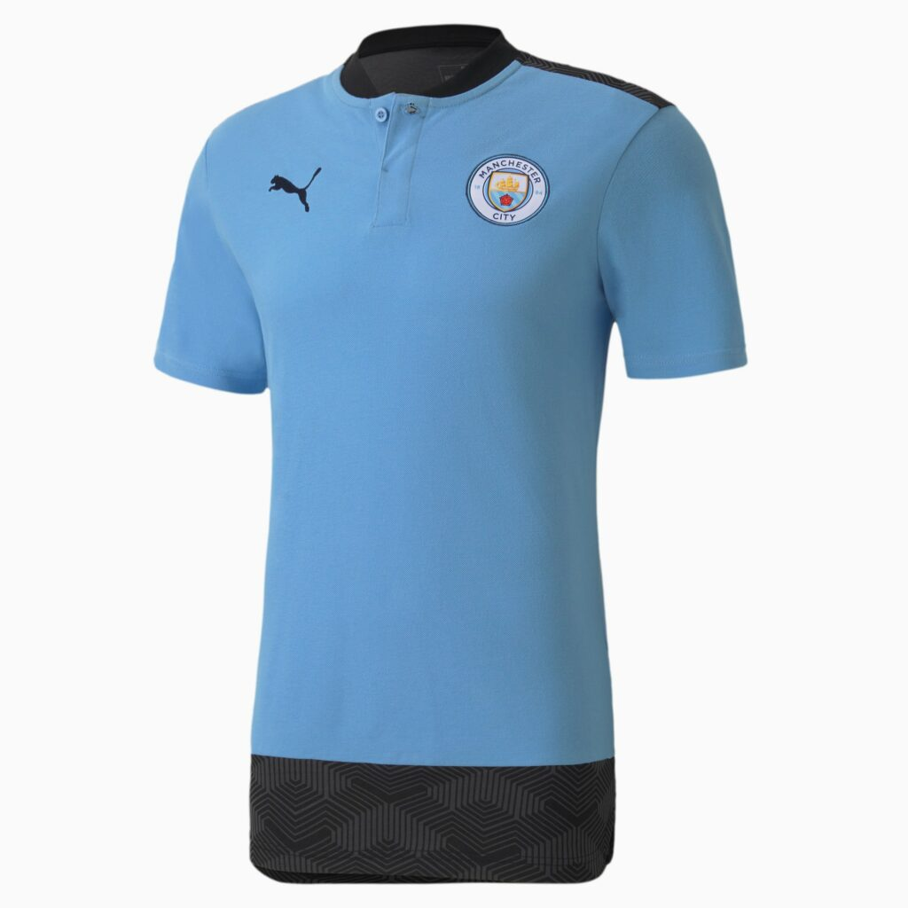 Manchester City trainingspolo 2020-2021 - 1