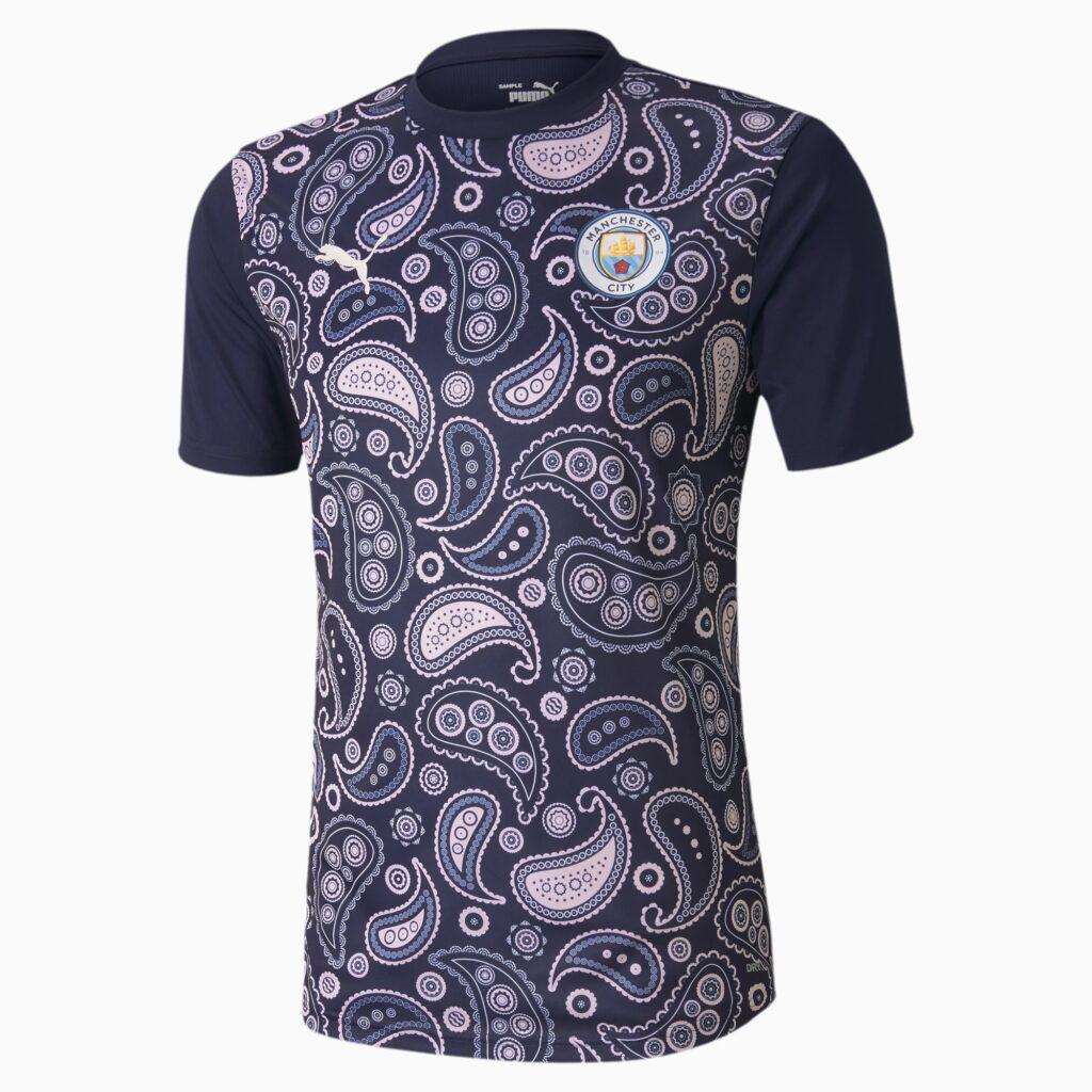 Manchester City trainingsshirt 2020-2021 - 12