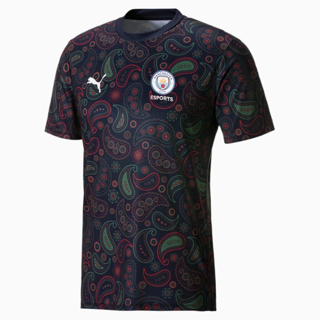 Manchester City trainingsshirt 2020-2021 - 13