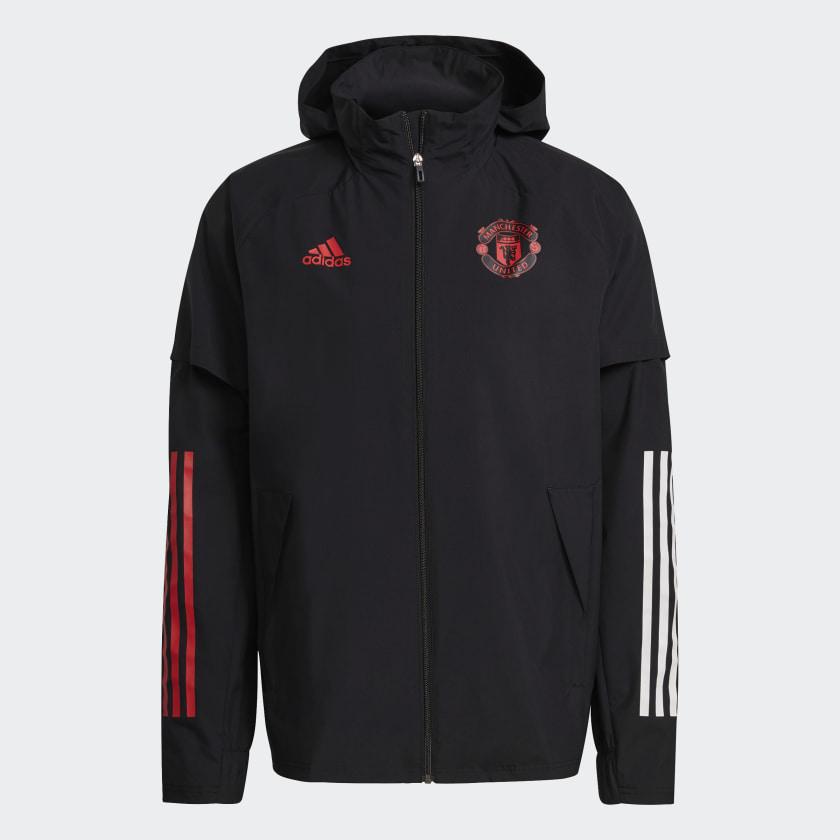 Manchester United trainingsjack 2020-2021 - 5