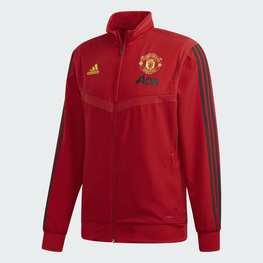 Manchester United trainingsjack 2020-2021 - 8