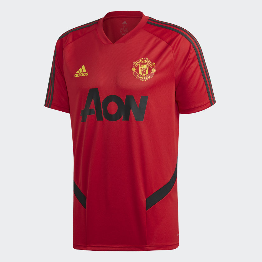 Manchester United trainingsshirt 2020-2021 - 10