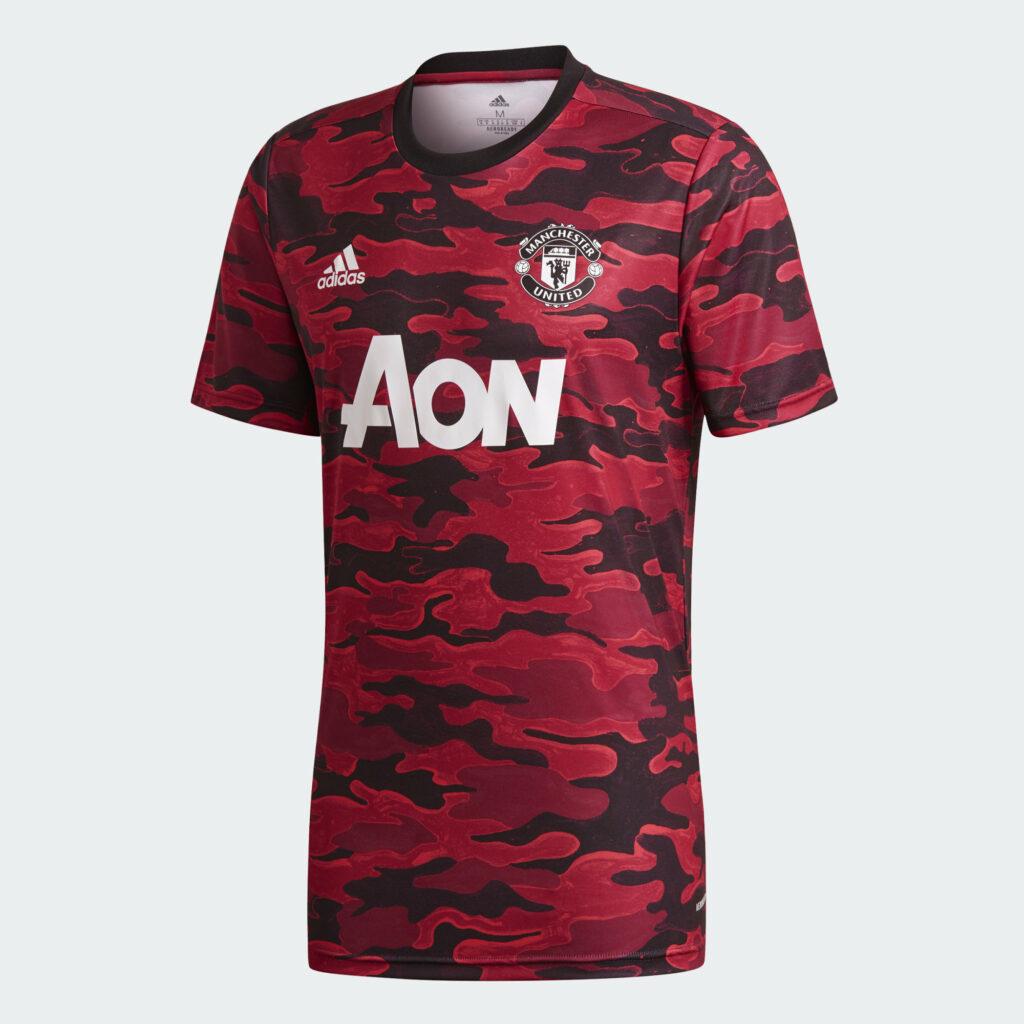 Manchester United trainingsshirt 2020-2021 - 6