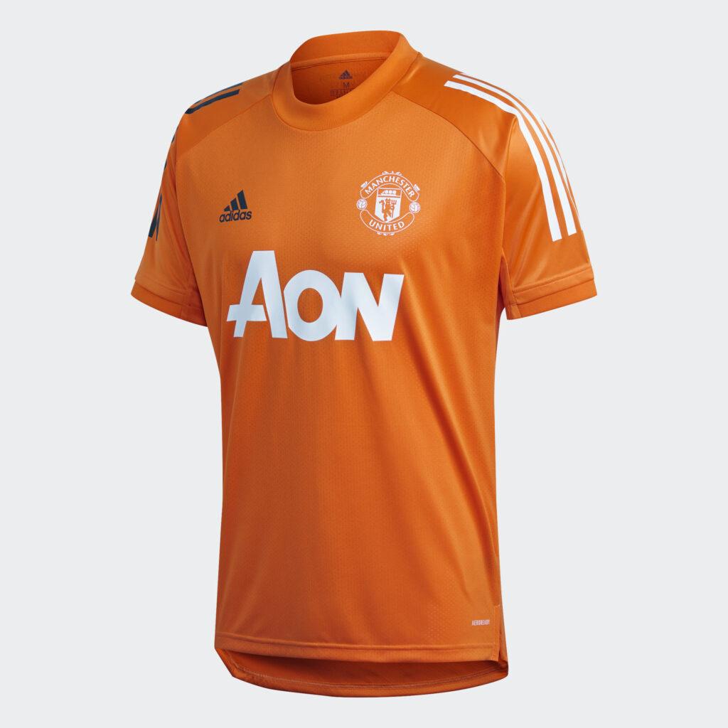 Manchester United trainingsshirt 2020-2021 - 7