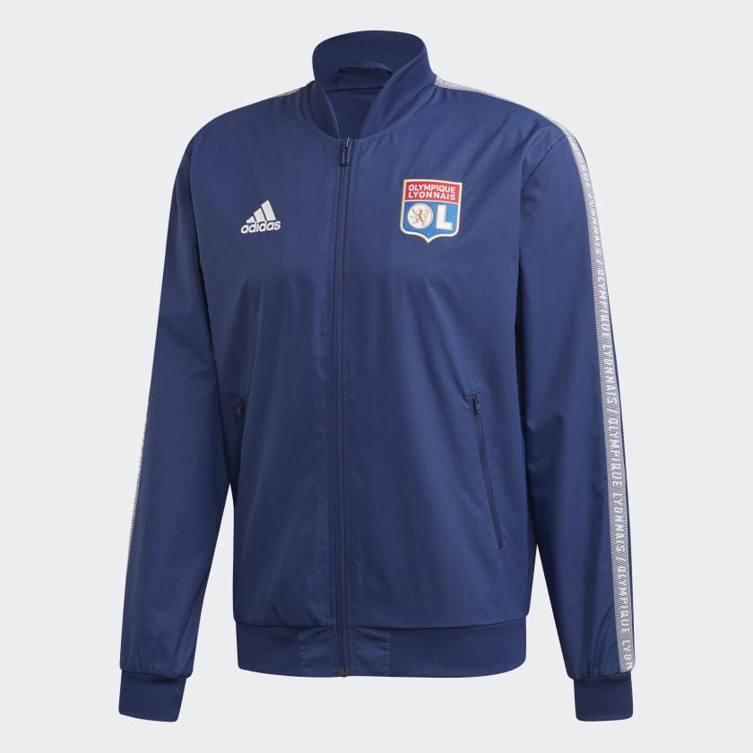 Olympique Lyon trainingsjack 2020-2021 - 2