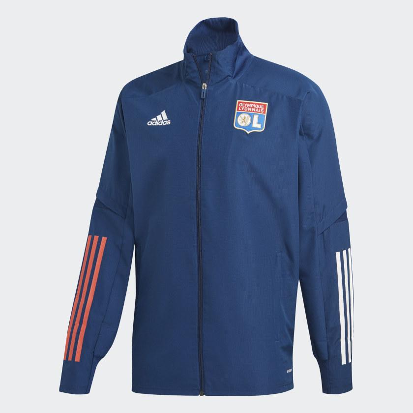 Olympique Lyon trainingsjack 2020-2021