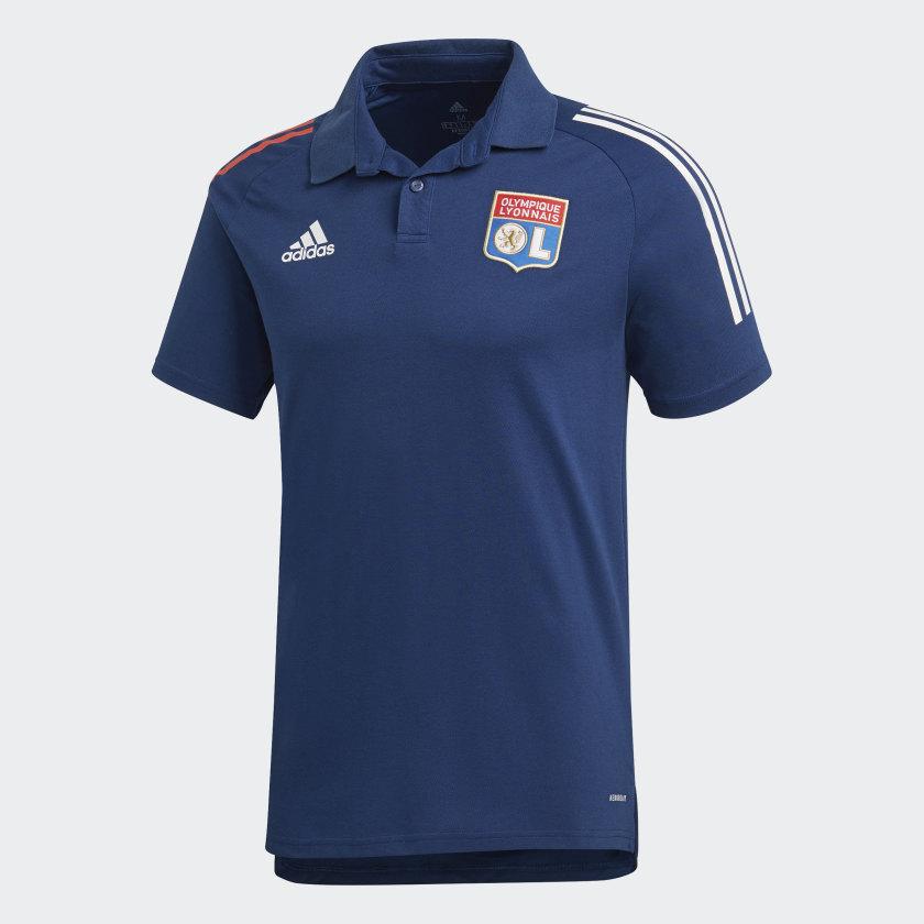Olympique Lyon trainingspolo 2020-2021 - 2