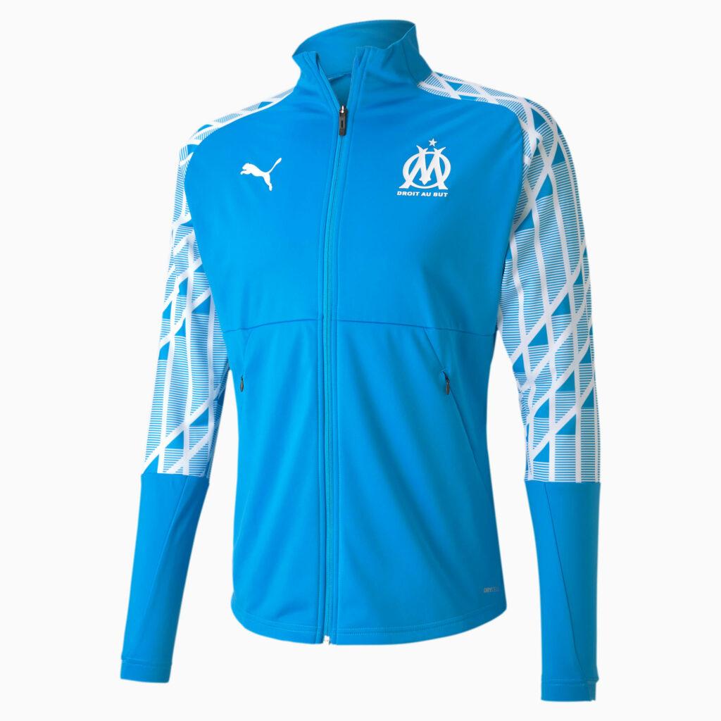Olympique Marseille trainingsjack 2020-2021 - 5