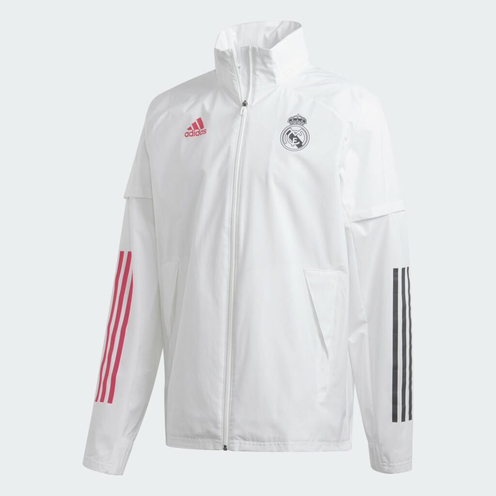 Real Madrid trainingsjack 2020-2021 - 14