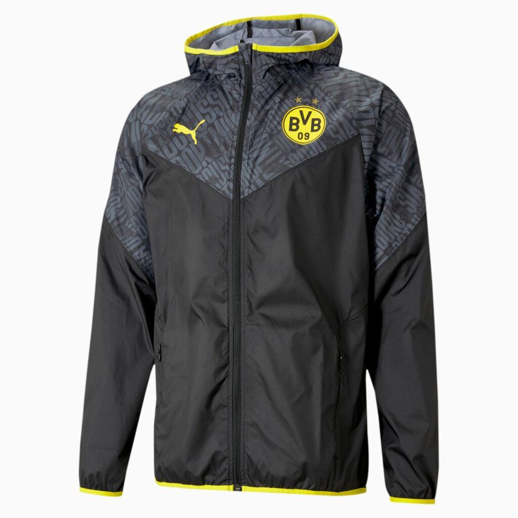 Borussia Dortmund trainingsjack 2020-2021 - 4
