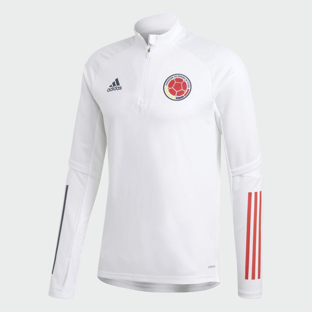 Colombia trainingstop 2020-2021