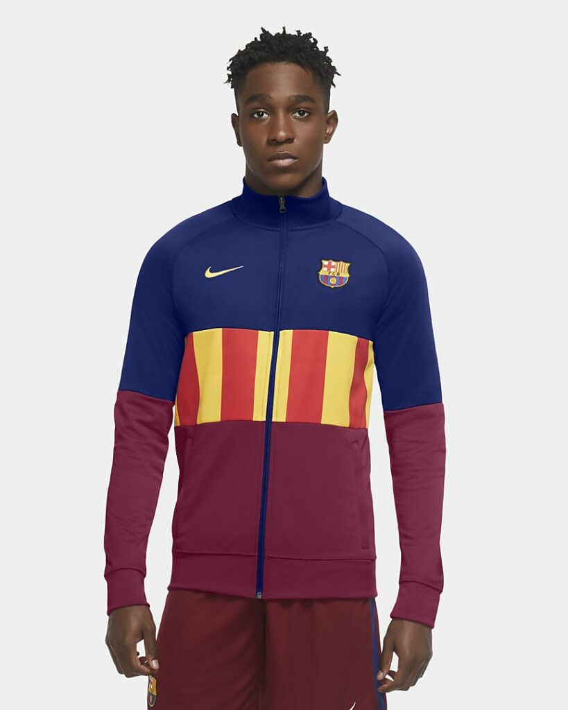FC Barcelona trainingsjack 2020-2021 - 9