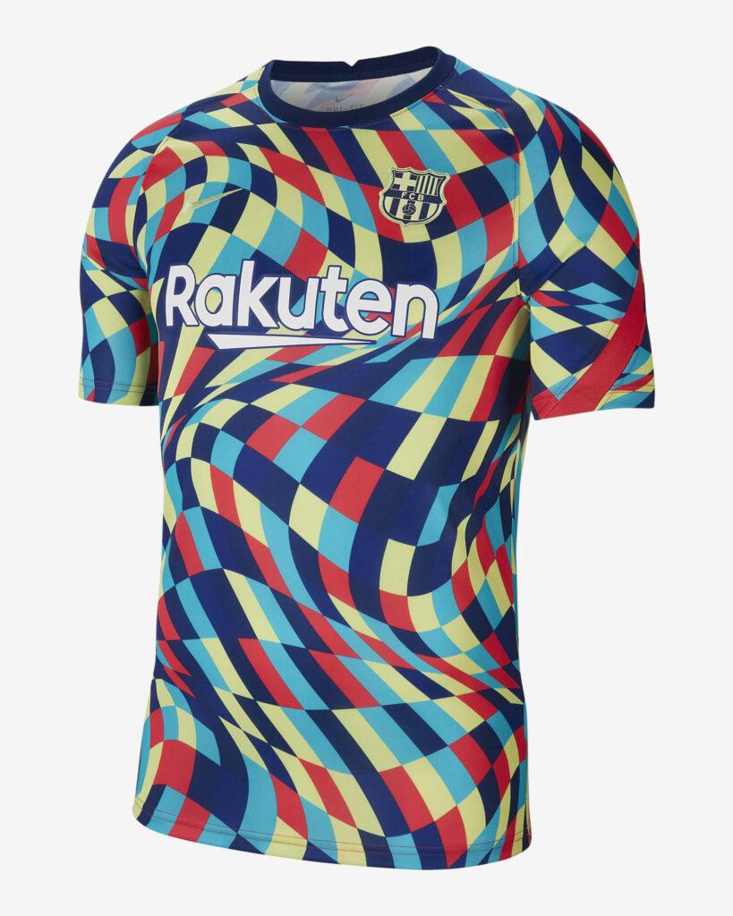 FC Barcelona trainingsshirt 2020-2021 - 7