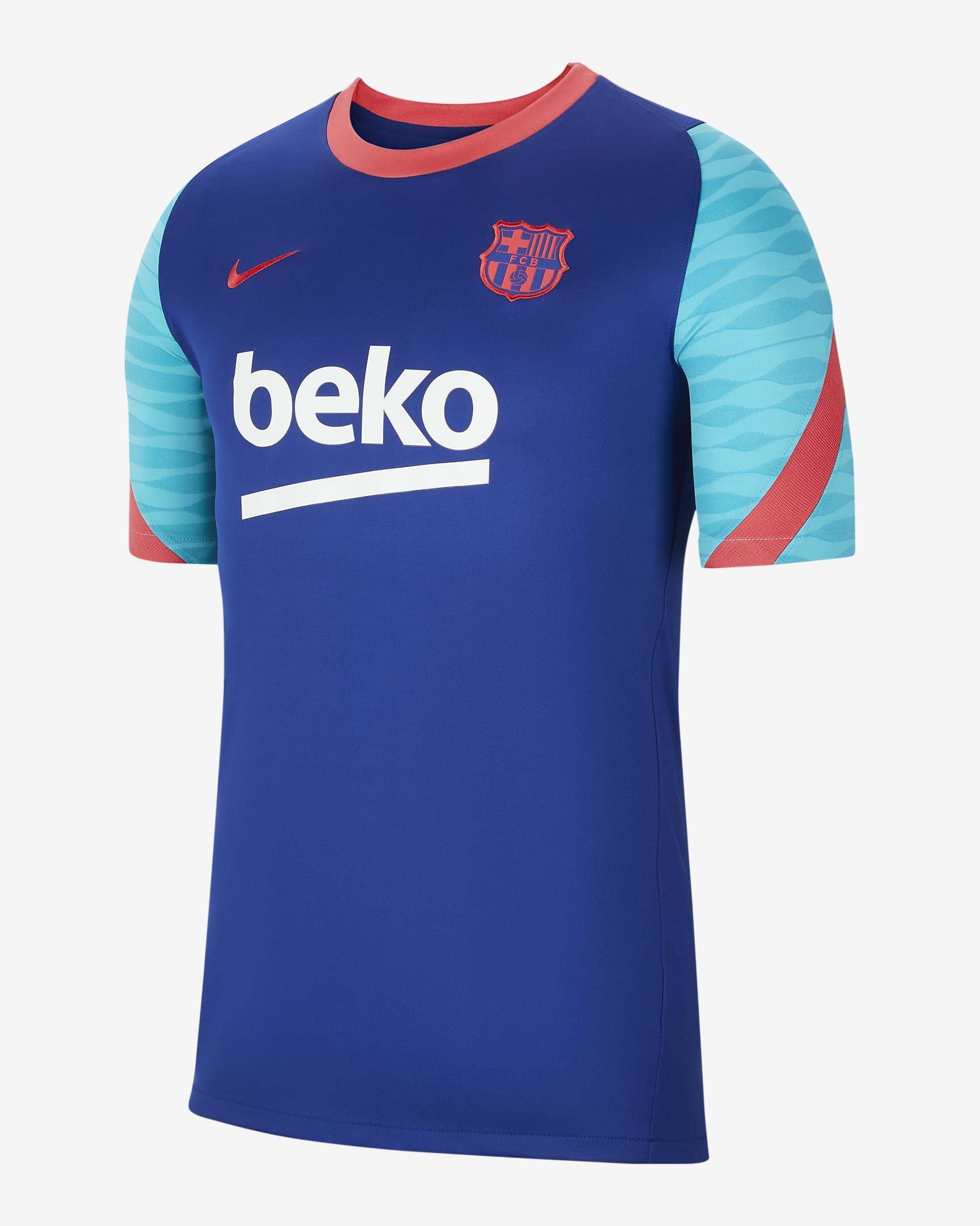 FC Barcelona trainingsshirt 2020-2021 - 8