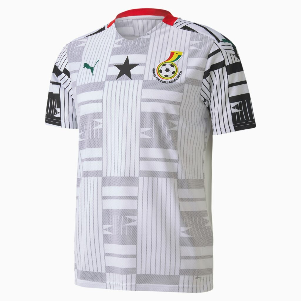 Ghana thuisshirt 2020-2021