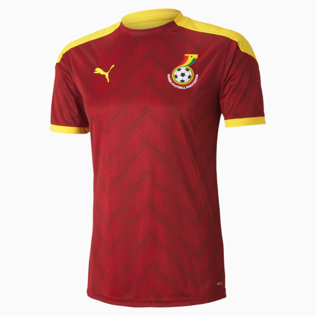 Ghana trainingsshirt 2020-2021