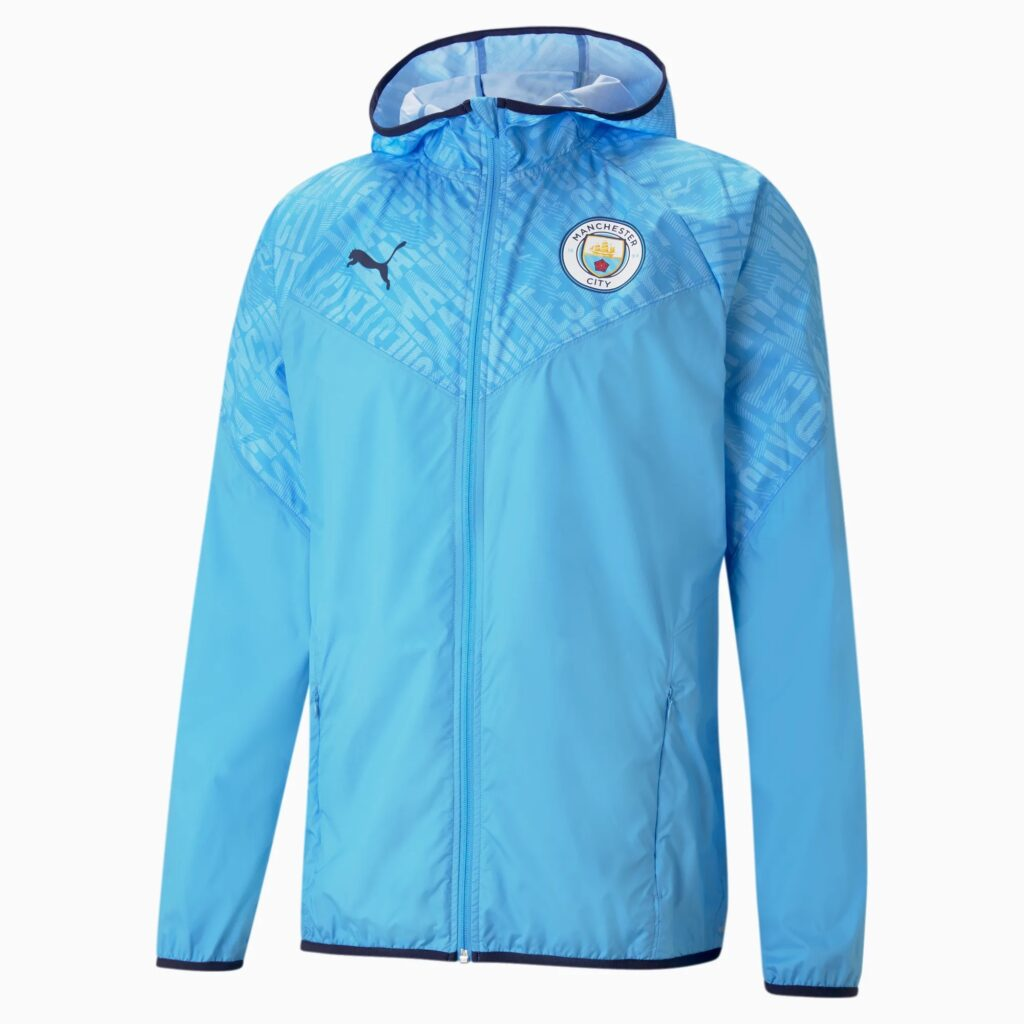 Manchester City trainingsjack 2020-2021 - 9