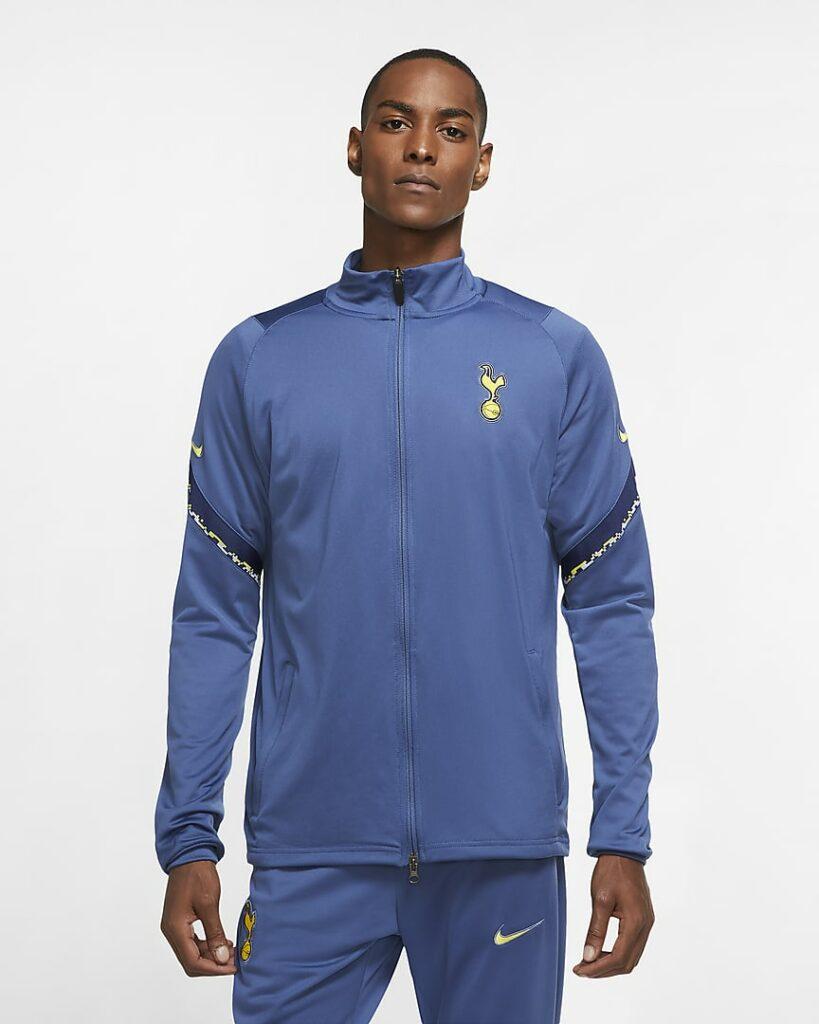 Tottenham Hotspur trainingsjack 2020-2021 - 13