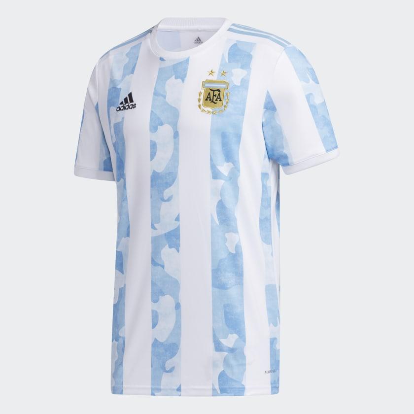 Argentinië thuisshirt 2021-2022